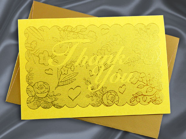 H2111 Thank you card