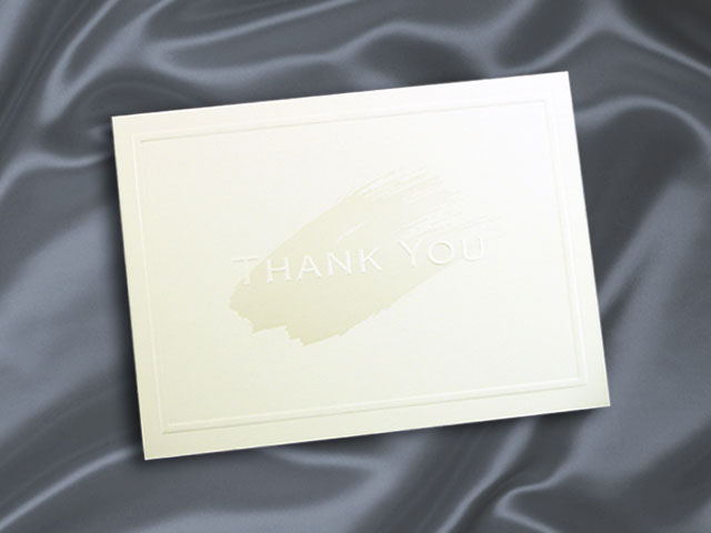 H2153 Thank you card