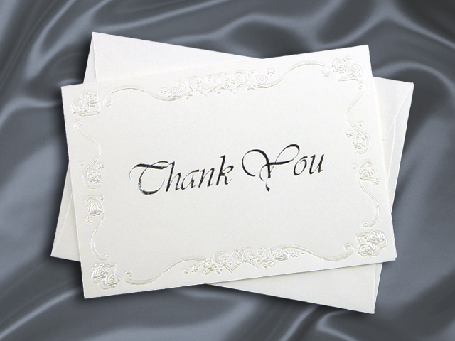 HHT1500 THANK YOU CARD