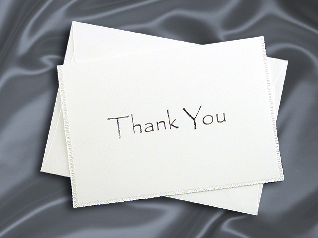 HHT2510 THANK YOU CARD